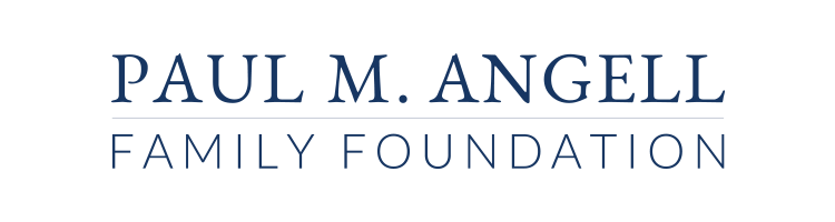 Paul M Angell Family Foundation Logo