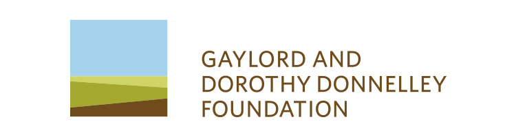 Gaylord and Dorthy Donnelley Foundation Logo